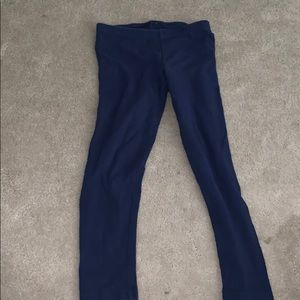 Navy blue leggings - Old Navy